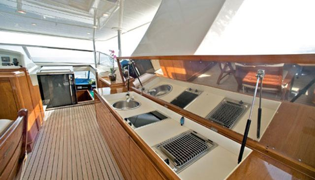Ariston Five Charter Yacht - 2