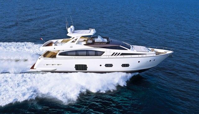 Montrachet Charter Yacht