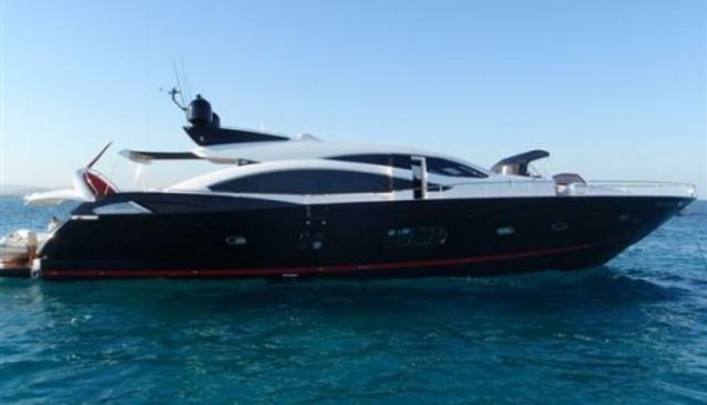 Yansika Charter Yacht
