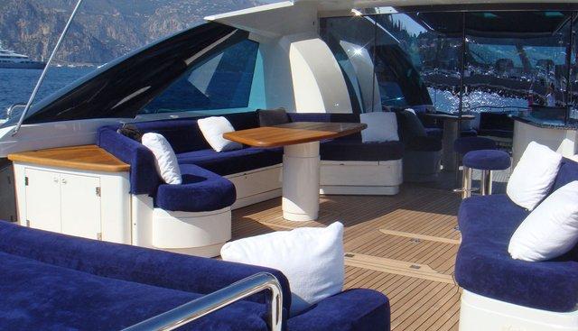 Sirius of Man Charter Yacht - 2