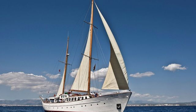 Southern Cross Charter Yacht - 2