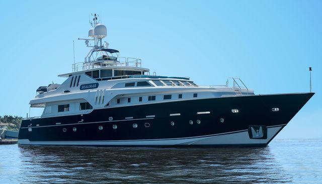 Shalimar Charter Yacht - 6