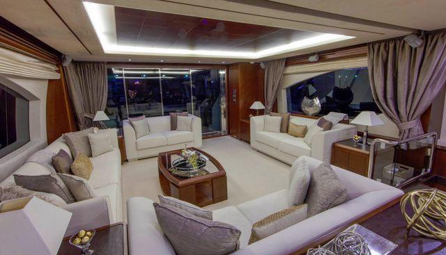 Sand Castle Charter Yacht - 8