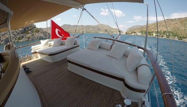 Prenses Bugce Charter Yacht - 3