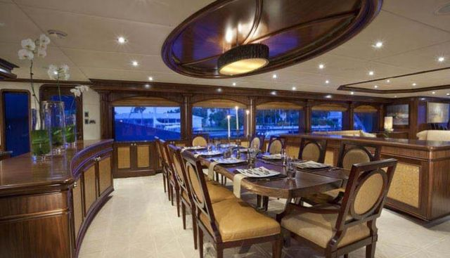 Wheels Charter Yacht - 8