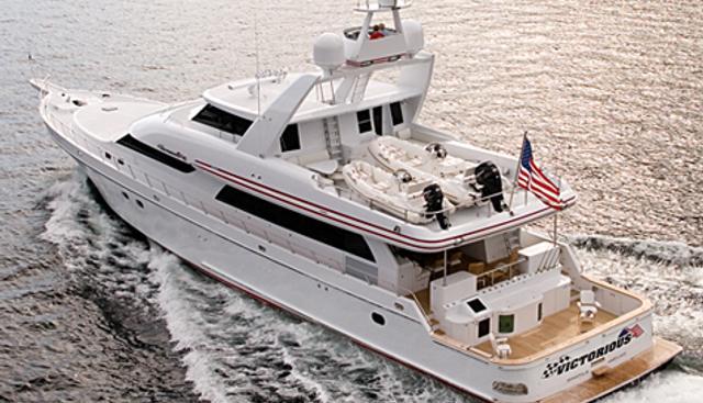 Sol Pursuit Charter Yacht - 3