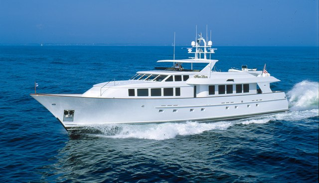 Fae Lon Charter Yacht