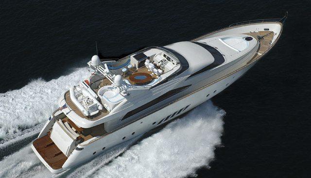 Sashen'ka Charter Yacht