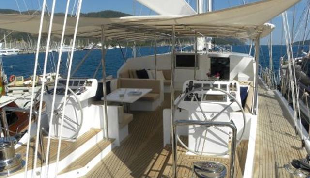 Ubi Bene Charter Yacht - 3