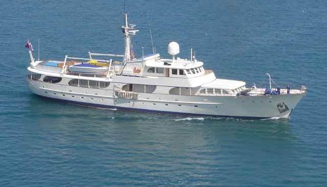 Celestial Charter Yacht