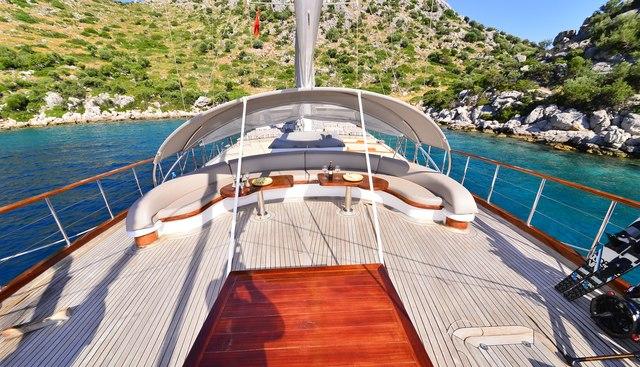 K Mehmet Bugra Charter Yacht - 2