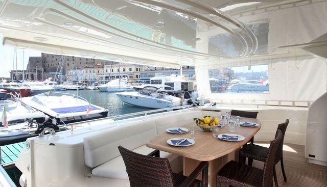 Pampero Charter Yacht - 4