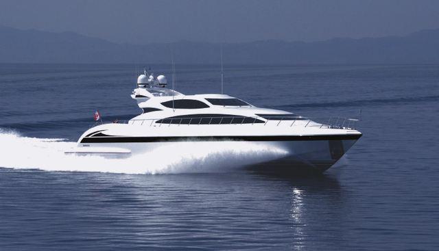 Hells Bells Charter Yacht - 3