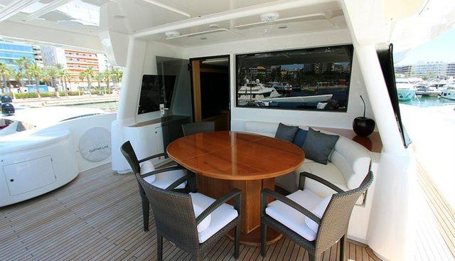 Honeybee Charter Yacht - 5