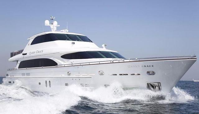 Queen Grace Charter Yacht - 2