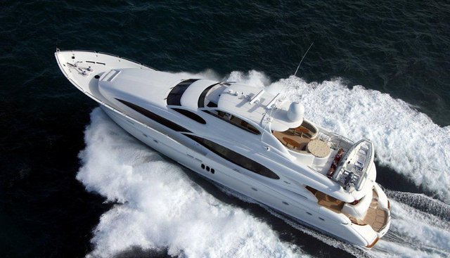 Passion Charter Yacht