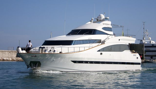 Emerald Shore Charter Yacht