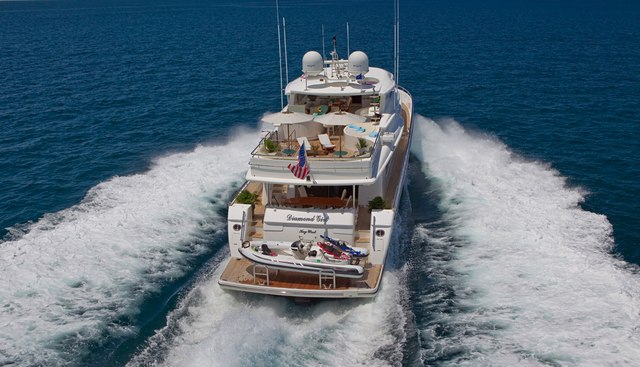 Diamond Girl Charter Yacht - 5