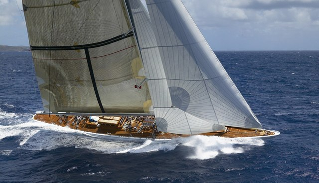 Ranger Charter Yacht