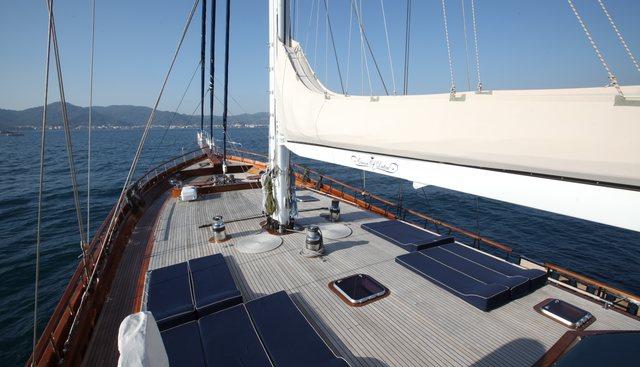 Queen of Datca Charter Yacht - 3