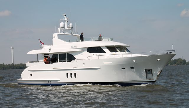 My Way Charter Yacht - 2