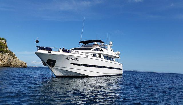 Lady Alhena of London Charter Yacht - 5