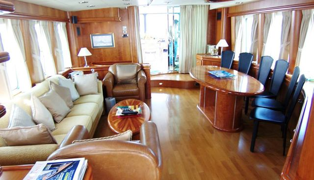 Netty Elaine Charter Yacht - 2