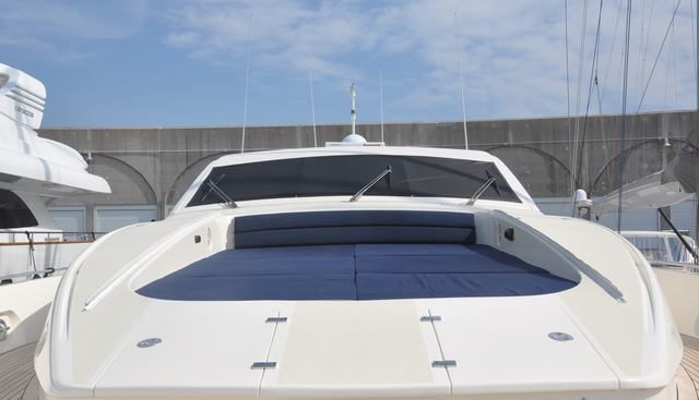 Cafe del Mar Charter Yacht - 2