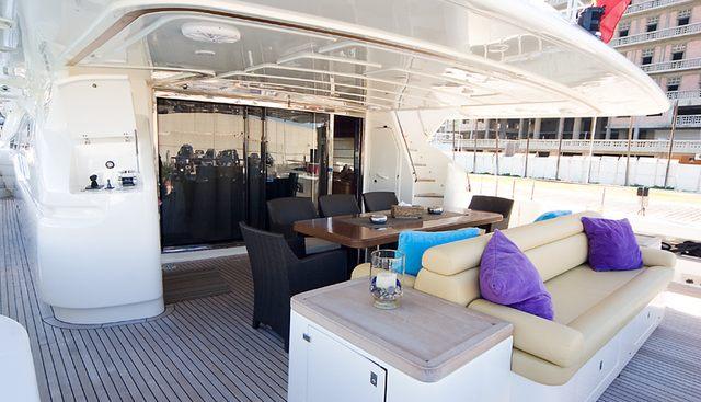 Aquaholic Charter Yacht - 3