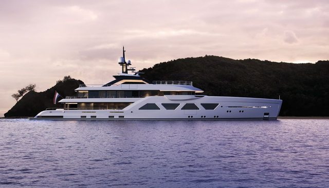 Amels 60/ 01 Charter Yacht - 3