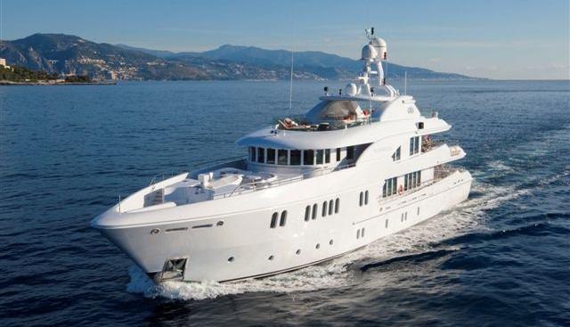 Leonardo III Charter Yacht