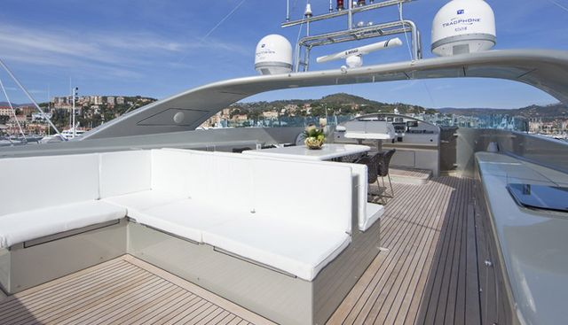 One Blue Charter Yacht - 3