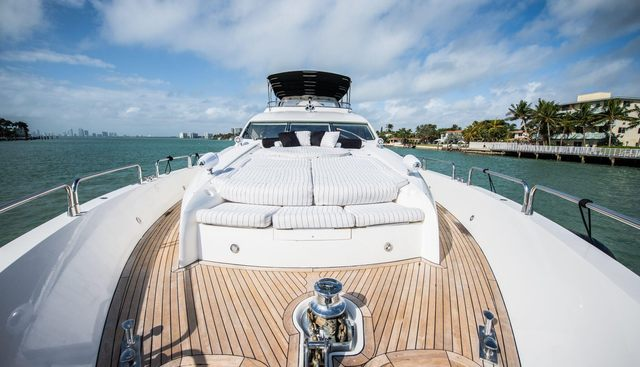 So What Who Cares Charter Yacht - 3