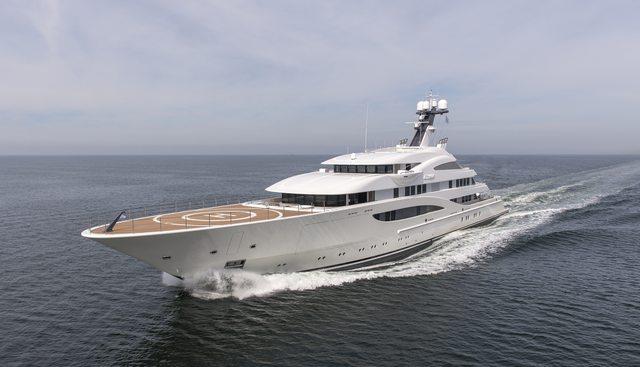 Amatasia Charter Yacht