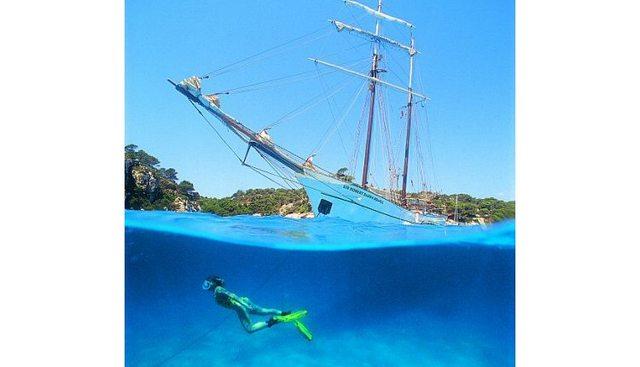 Sir Robert Baden Powell Charter Yacht - 3