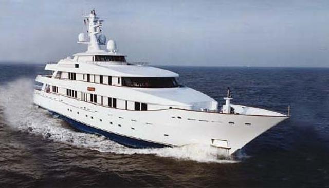 Kwikumat Charter Yacht