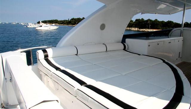 Temptation Delta Charter Yacht - 2