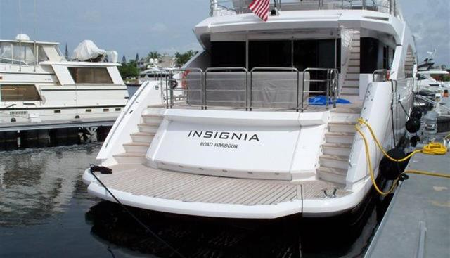 Insignia Charter Yacht - 3