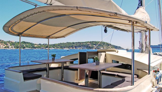 Vintage Charter Yacht - 2