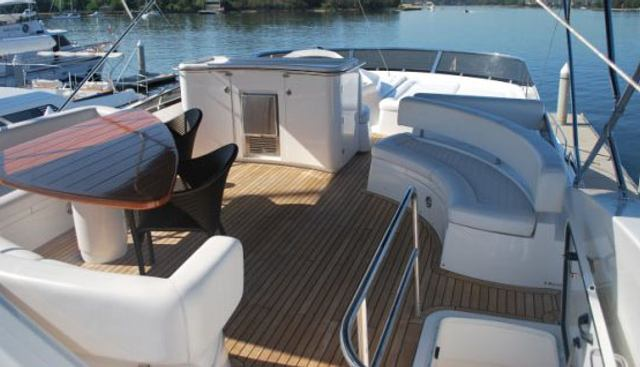 Mahaya Charter Yacht - 2