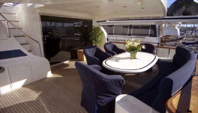 Kintali Charter Yacht - 2