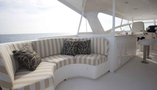Escape Charter Yacht - 4