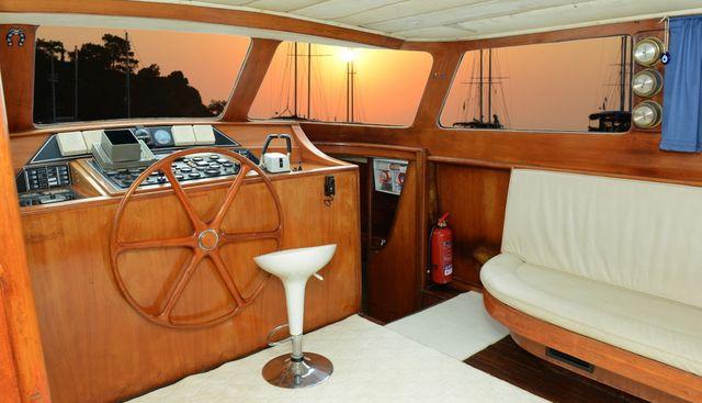 Hermes Charter Yacht - 7