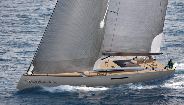 Flying Ahead Time Charter Yacht