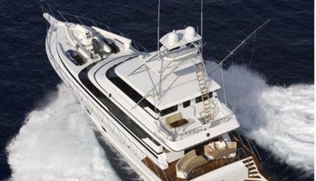 Grand Legacy Charter Yacht - 3
