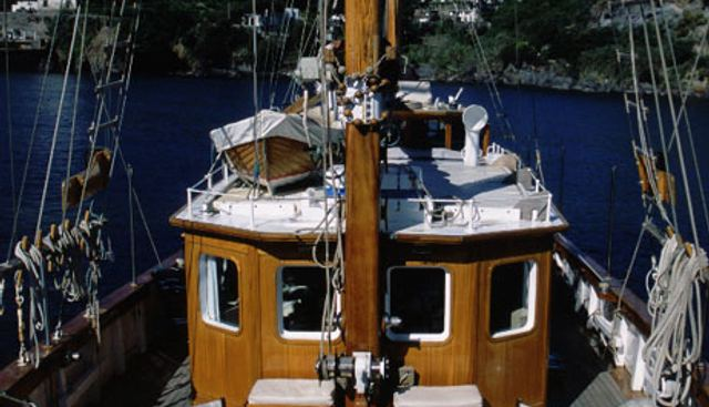 Styrr Charter Yacht - 2