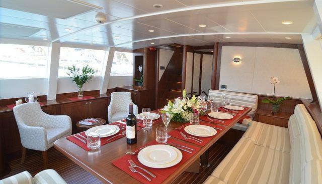 Sila Sibiri Charter Yacht - 7