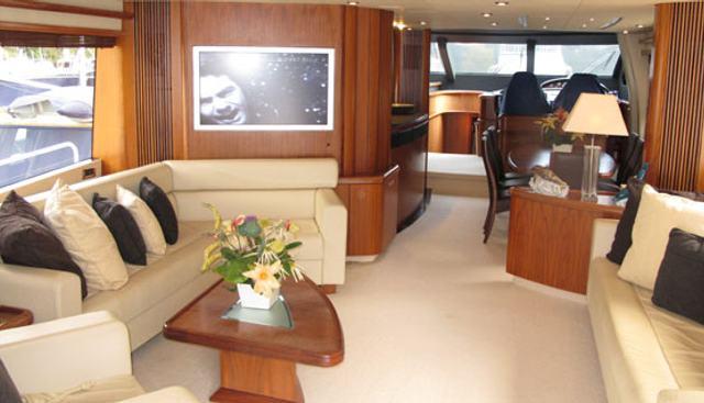 Rush Charter Yacht - 4