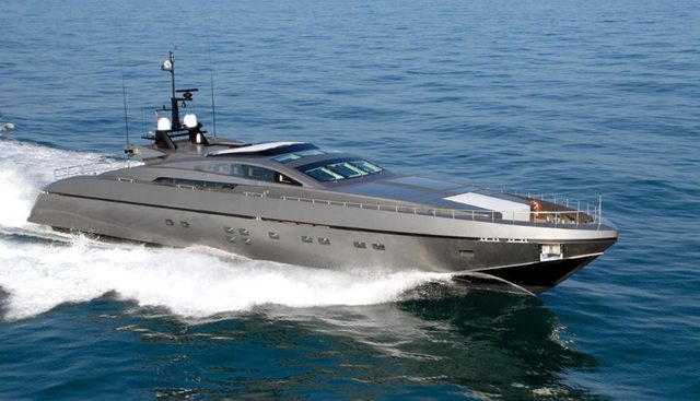 Pure Insanity Charter Yacht