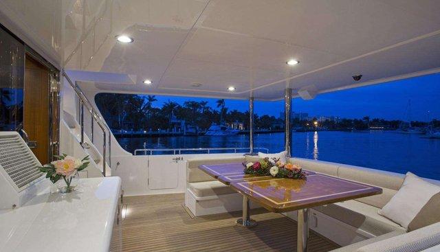Simon Says Charter Yacht - 4